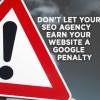 Avoid A Google Website Penalty